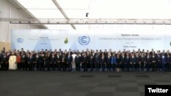 UN Climate Change Sumit in Paris