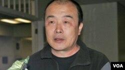 知名作家王力雄在2009年
