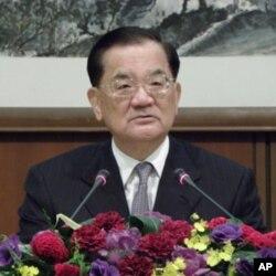 台湾前副总统连战