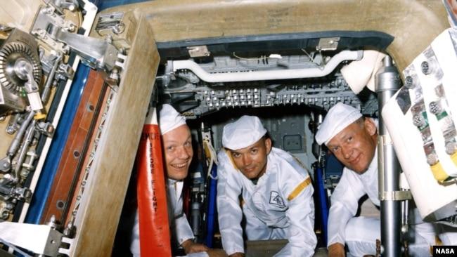 Экипаж «Аполлона-11»