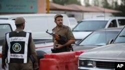 نیروهای پلیس سعودی