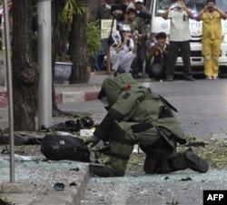 Tailand politsiyasi Bangkokdagi portlashlarga aloqadorlik gumoni bilan uch eronlikni ushladi