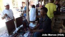 Mercado de Benguela