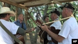 Glazbeni festival bluegrass glazbe u Virginiji