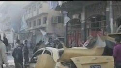 伊拉克爆炸炸死72人