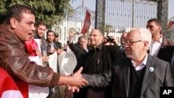 Le président d'Ennahda Rached Ghannouchi veut transformer Ennahda.