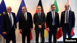 وزرای سه کشور اروپایی عضو برجام پیش از پنجمین اقدام نقض برجام توسط جمهوری اسلامی، به تهران هشدار داده بودند.