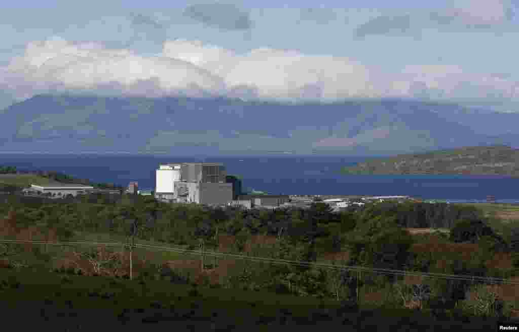 یہ جوہری بجلی گھر برطانیہ کے طول و عرض میں پھیلے ہوئے ہیں۔
