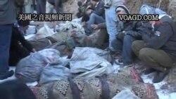 2011-12-29 美國之音視頻新聞: 土耳其稱空襲目標是激進分子嫌疑人