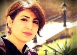 Sonay Ruhi İranda qadınların durumu haqda danışır