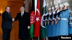 وزیراعظم نواز شریف اور ترک صدر عبداللہ گل