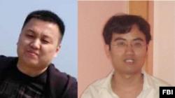 美国司法部公布对两名中国公民Zhu Hua (朱华)和Zhang Shilong (张士龙) 的起诉。(图片来源:FBI)
