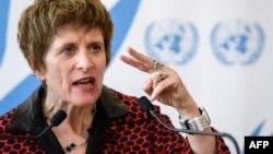 케이트 길모어 유엔 인권최고대표사무소 부대표.