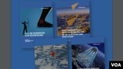 Print Screen, Naslovne stranice četiri izvještaja, NATO StratCom COE