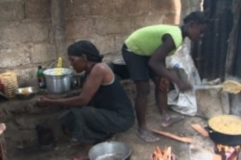 All across Haiti, families that struggled to feed themselves before the earthquake now find themselves with hungry guests.