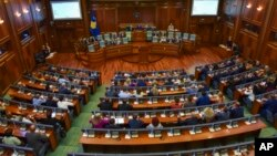 Законодатели Косово проголосовали за роспуск парламента 22 августа 2019