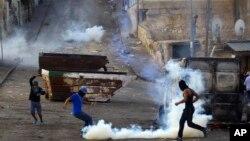 Sukobi u istočnom Jerusalimu nakon ubistva Moateza Higazija