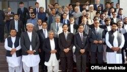 پاکستان کے پارلیمانی وفد کا دورہ افغانستان