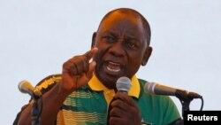 去年12月担任非国大主席的拉马福萨预计将被选为南非总统