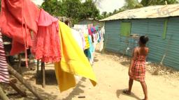 En algunos países de América Latina el matrimonio infantil se perpetúa para cumplir las normas de los grupos sociales de determinadas poblaciones, es el caso de esta menor de 16 años, casada porque quedó en embarazo en República Dominicana