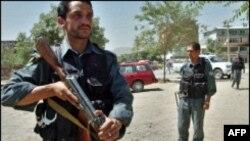 Əfqanıstanda militantlar polis məntəqəsinə hücum edib
