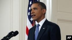 奧巴馬總統於美國時間星期三晚在白宮宣佈從阿富汗撤軍