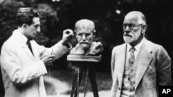 Sigmund Freud, father of psychoanalysis (AP Photo/File)