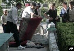 Andijon qatliomi, 2005-yil, 13-may.