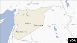 Baghouz Syria