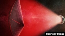 Harvard researchers have come up with an interesting potential explanation of fast radio bursts. (Harvard)