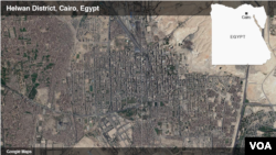 Helwan district, Cairo