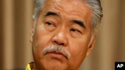 Guverner Havaja David Ige