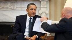 کاخ سفید: تصمیم باراک اوباما در مورد درگیری لیبی قانونی بوده است