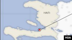 Kat jewografik peyi Dayiti