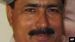 巴基斯坦醫生阿弗里迪(資料圖片)