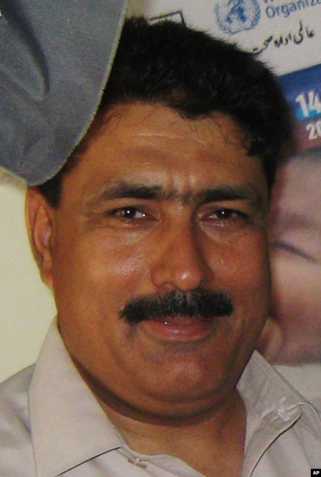 FILE - Dr. Shakil Afridi
