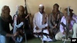 Wakilan kungiyar Boko Haram ta Najeriya