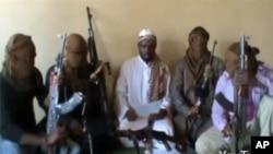 Nijerya'da din devleti kurmak isteyen şeriatçı Boko Haram militanları