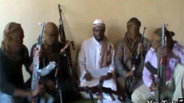'Yan kungiyar Boko Haram ta Najeriya wadda Kotun Duniya ke zargi da aikata manyan laifuffukan cin zarafin Bil Adama