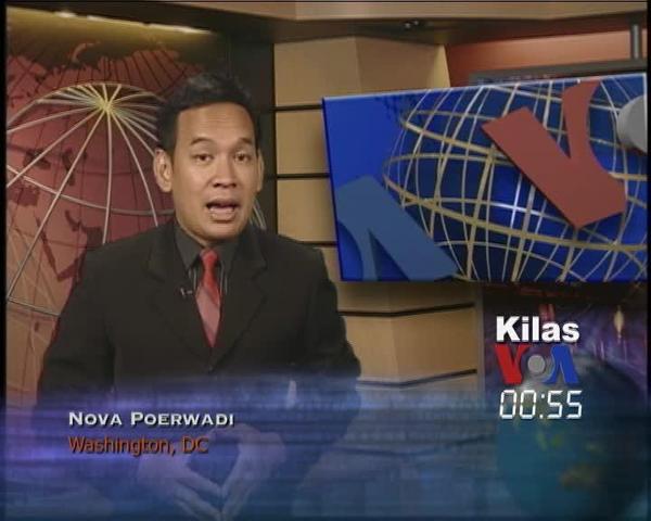 Kilas VOA 12 Februari 2013