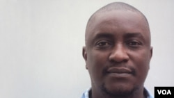 Manuel José - jornalista Angola