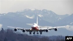 Uspešan probni let Boinga