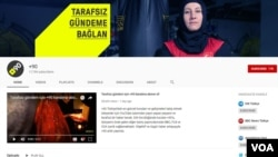 +90, a YouTube channel for Turkish speakers featuring VOA, BBC, DW and France24