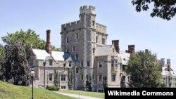 """Kampus Universitas Princeton di New Jersey, AS - salah satu universitas yang tergabung dalam """"Ivy League"""" (foto: dok)."""