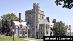 Kampus Univerziteta Prinston - jednog od elitnih fakulteta na istočnoj obali.
