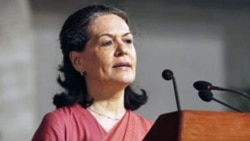 سونیا گاندی