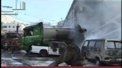 驻叙利亚联合国观察员住处附近炸弹爆炸