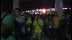 پیروزی یک بر صفر آلمان در برابر آرژانتین