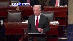 Manchetes Americanas 9 Fevereiro 2017: Jeff Sessions é o novo procurador-geral dos EUA