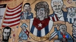 2015-05-19 美國之音視頻新聞:美國與古巴磋商重開大使館